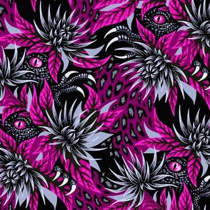 Hidden Creatures - Dark Purple