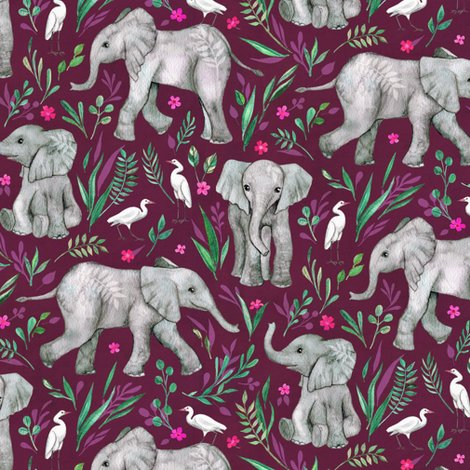 Rgender-neutral-wallpaper-elephants-and-egrets-base-burgundy-small-repositioned_shop_preview