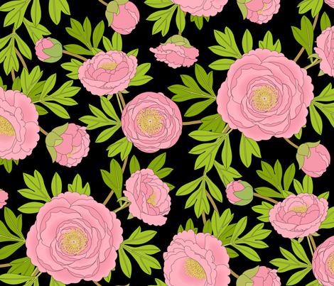 Sunny Tile Japan Dk Art Nouveau Majolica Rose Pink Leaf Green Design Vintage Rare #201 Antiques Tiles
