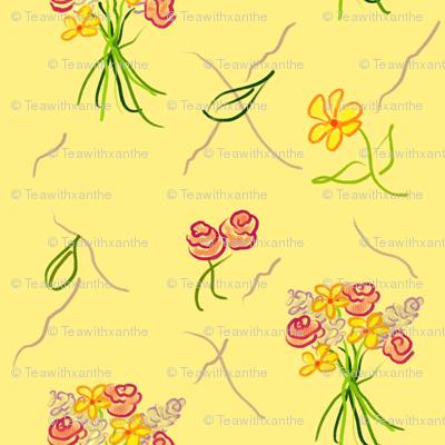 Dancing Bouquets__Sunshine