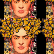 You give me butterflies Frida