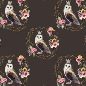 "4"" Cambridge Owl Brown"