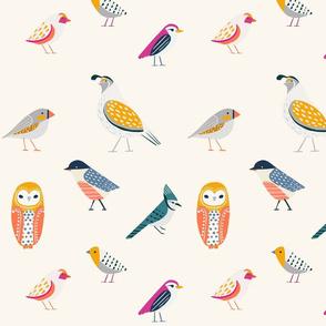 Pecking Order-Ivory