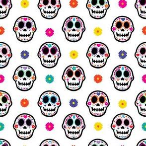 aloha sugar skulls
