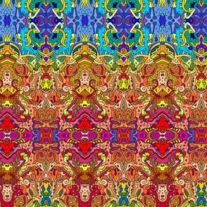 Rainbow Intricacies