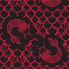 Persevere / Red -Black -med
