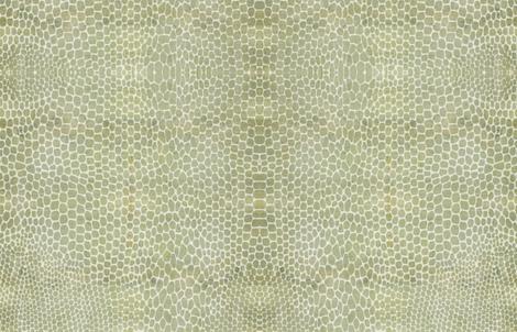 Dino skin green fabric by katherine_quinn on Spoonflower - custom fabric