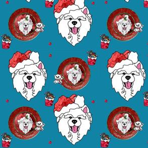 Sammy Claus  Giftwrap & Fabric