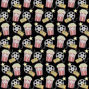 VIP Movie Night / Theater Pop-Corn tiny