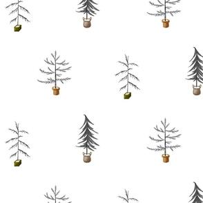 Tree Print - Eclectic Minimalism