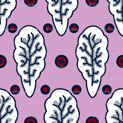 Indienne Small Pattern 1 (Limited Palette)