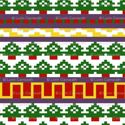 Tree Grids2 red_green_purple