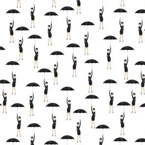 Dont Rain on my Prada!