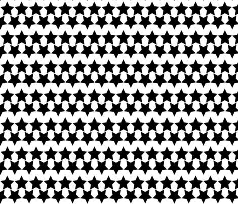 Stars and Stripes fabric by livluvlaf_studios on Spoonflower - custom fabric