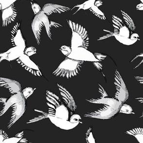 swallow pattern