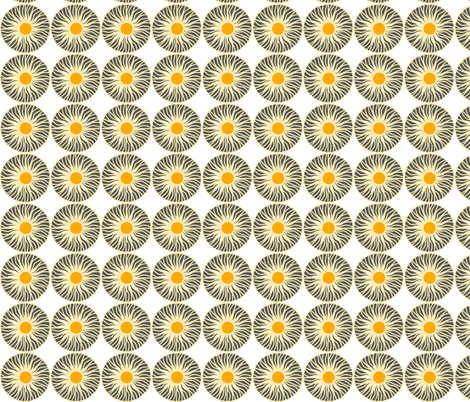 Pompkin fabric by beth_vardo on Spoonflower - custom fabric