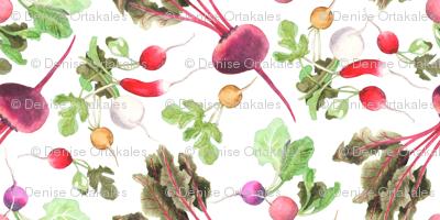 Beets & Radishes