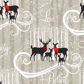 The Four Deers