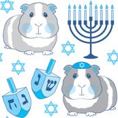 Hanukkah guinea-pigs