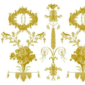 Rococo Garden gilded