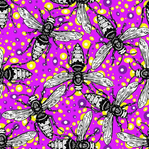 bees_purple/yellow
