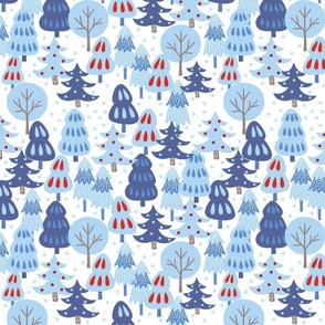 Tree Whimsy