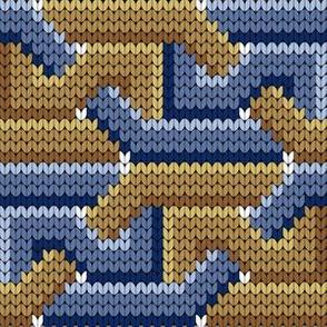 08169165 : knit celt knot : craft