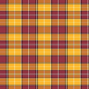 Washington Redskins Plaid