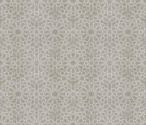 MAROK GREY fabric by holli_zollinger on Spoonflower - custom fabric