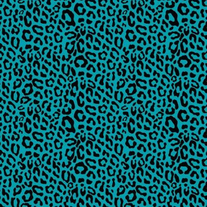 Tiny Leopard # 00A0AE