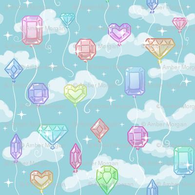 Gemstone Balloons