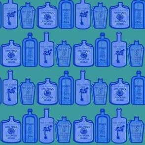 Patent Medicine Bottles | Backlit Brights