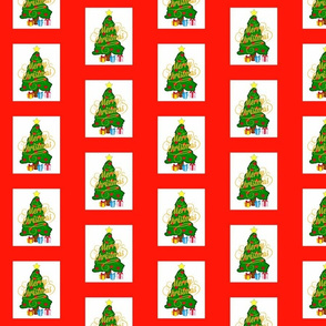 Tree Bright Christmas