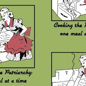 Cooking the Patriarchy | Cider Apple