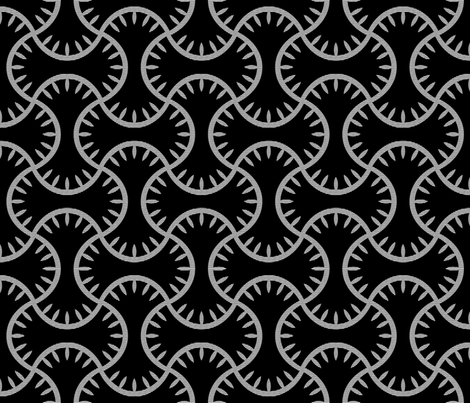 Victorian MoD fabric by chickoteria on Spoonflower - custom fabric