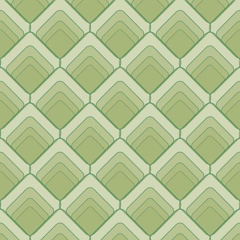 Art Decoesque - 8-02 fabric by ardentdesignau on Spoonflower - custom fabric