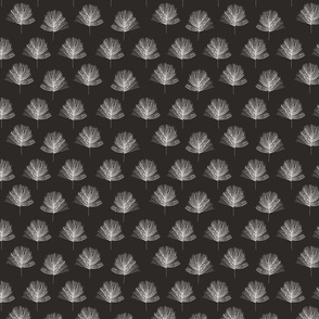 Black and White Pine Needles-01