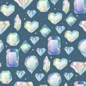 Pastel Jewels