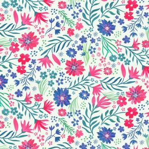 Swirly Blooms