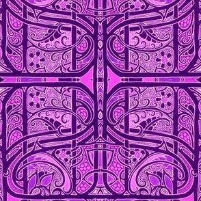 Bolder Purple Twists