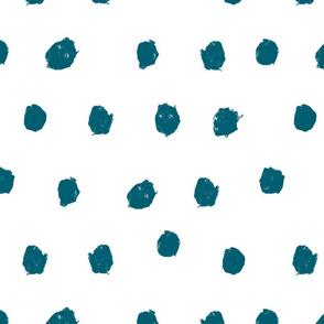 lagoon scribble dots