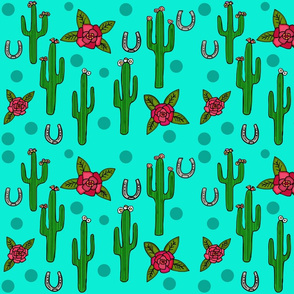 cactus rose sonoran desert