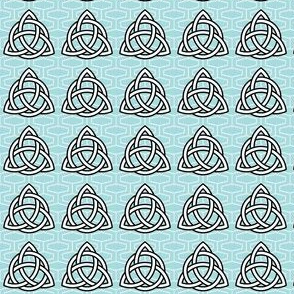 Celtic Knot Turquoise