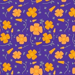 Poppy Love-Ultra Violet