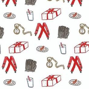 Christmas Details Savy Santa