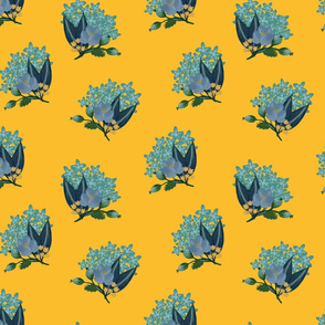 Yellow September Florals