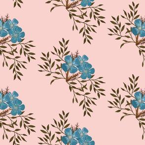 Blush September Florals