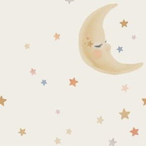 Lunar Lullaby Wallpaper