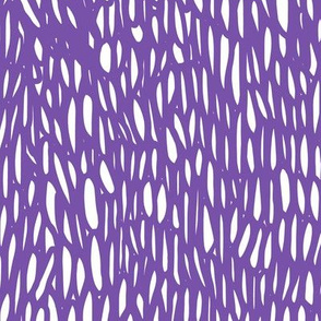 Jungle Deep (Violet Purple)