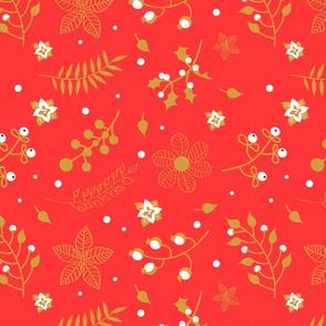 Christmas pattern CHS0017